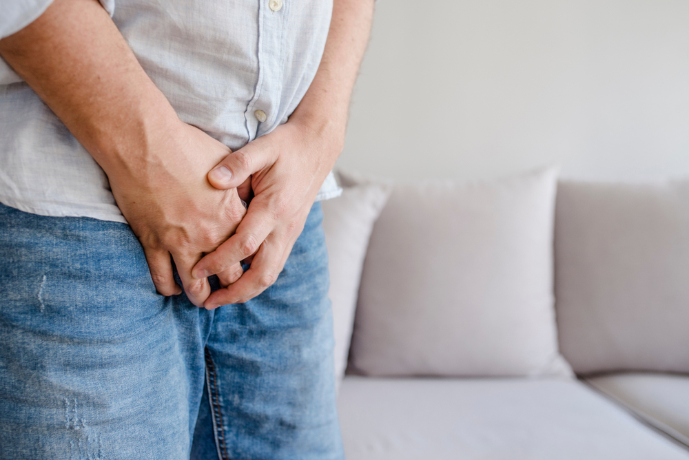 como aliviar sintomas de prostata